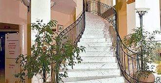 Hotel du Parc - Tunis - Stairs