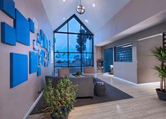 貝斯特韋斯特阿肯色港口酒店 - 阿藍沙斯港 - 阿蘭瑟斯港 - 大廳