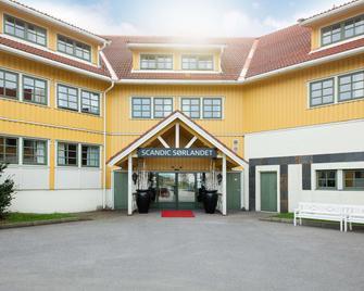 Scandic Sørlandet - Kristiansand - Gebouw