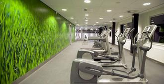 Westcord Hotel Delft - Delft - Fitnessbereich