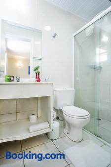 Pousada Azul da Cor do Mar - São Sebastião - Bathroom