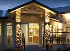 Ngati Ruanui Stratford Mountain House - Stratford - Gebouw