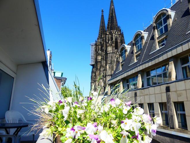 阿姆都姆卡拉斯酒店 - 科隆 - 科隆 - 室外景