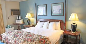 Boothbay Harbor Inn - Boothbay Harbor - Schlafzimmer
