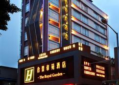 Guangzhou Royal Garden Hotel - Kanton - Gebouw
