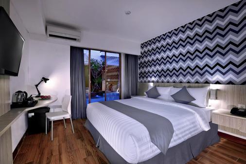 Hotel Liberta Seminyak - Kuta - Phòng ngủ