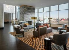 Grand Hyatt At Sfo - San Francisco - Lounge