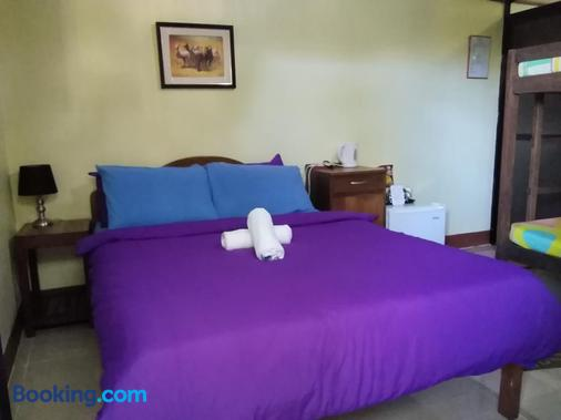 Citadel Bed and Breakfast - Puerto Princesa - Bedroom