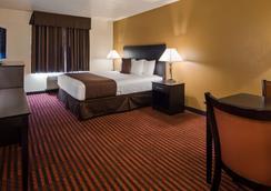 Best Western Plus Salinas Valley Inn & Suites - Salinas - Κρεβατοκάμαρα