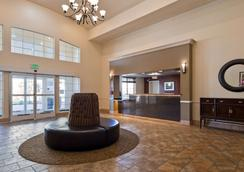 Best Western Plus Salinas Valley Inn & Suites - Salinas - Σαλόνι ξενοδοχείου