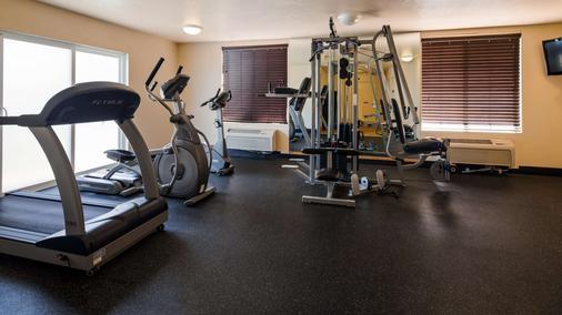 Best Western Plus Salinas Valley Inn & Suites - Salinas - Γυμναστήριο