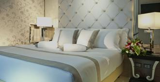 Radisson Blu Ghr Hotel - Rome - Bedroom