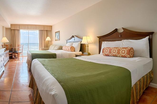 Tidelands Caribbean Hotel and Suites - Ocean City - Κρεβατοκάμαρα