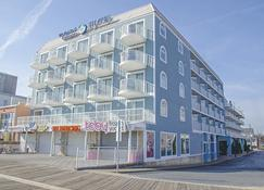 Tidelands Caribbean Hotel and Suites - Ocean City - Rakennus