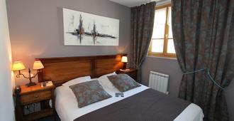 Entre Terre Et Mer - Honfleur - Bedroom