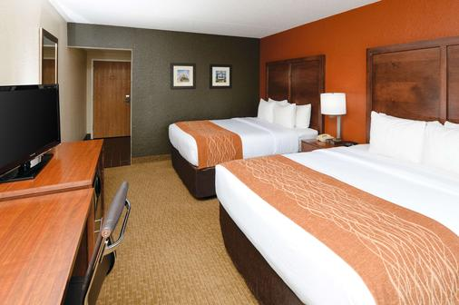 Comfort Inn & Suites Event Center - Des Moines - Bedroom