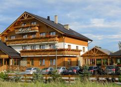 Hotel Alpejski - Polanica-Zdrój - Building