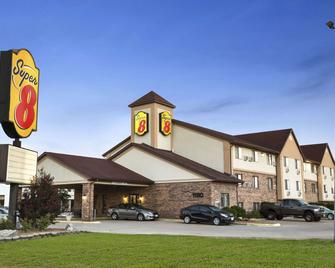 Super 8 by Wyndham Carbondale - Carbondale - Building