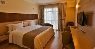 Bourbon Santos Convention Hotel - סנטוס - חדר שינה