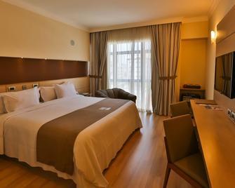 Bourbon Santos Convention Hotel - Santos - Habitación