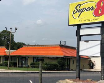 Super 8 by Wyndham Battleboro/Rocky Mount - Battleboro - Gebäude
