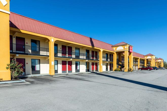 Econo Lodge - Knoxville - Building