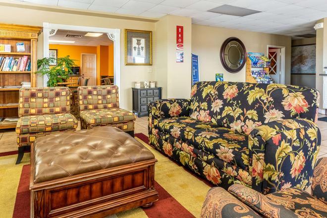 Econo Lodge - Knoxville - Lobby