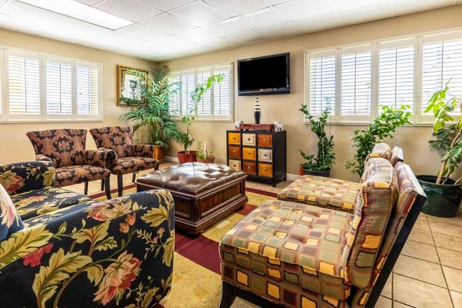 Econo Lodge - Knoxville - Lounge