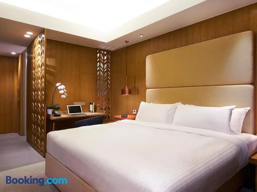 Oasia Hotel Downtown Singapore - Singapore - Bedroom