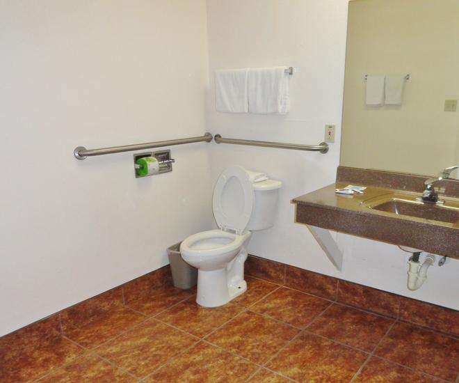 Americas Best Value Inn Brownsville - Brownsville - Μπάνιο