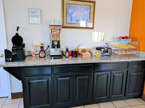 Americas Best Value Inn Brownsville - Brownsville - Buffet