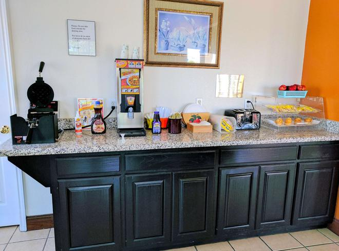 Americas Best Value Inn Brownsville - Brownsville - Μπουφές