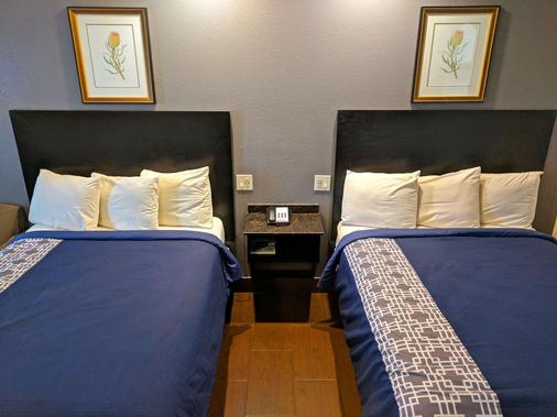 Americas Best Value Inn Brownsville - Brownsville - Bedroom