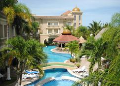 Hotel Quinta Real - La Ceiba - Piscina