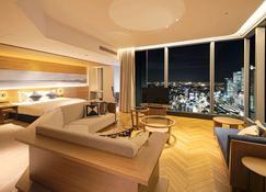 名古屋王子大飯店天空塔 - 名古屋 - 臥室
