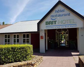 Brit Hotel Confort Lyon Dardilly - Dardilly - Edificio