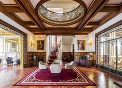 Hotel Infante Sagres - Porto - Lounge