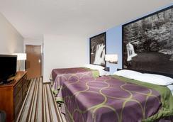 Super 8 by Wyndham Jonesboro - Jonesboro - Bedroom