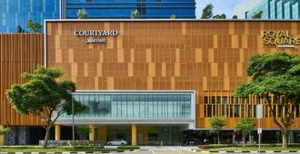 Courtyard by Marriott Singapore Novena - Singapur - Edificio