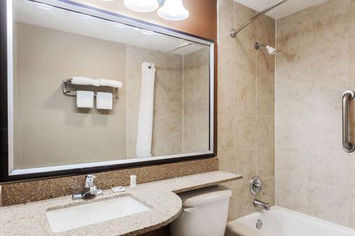 列剋星敦溫德姆麥克洛特酒店 - 勒星頓 - 列克星敦 - 浴室