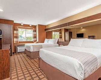 Microtel Inn by Wyndham Lexington - Lexington - Κρεβατοκάμαρα