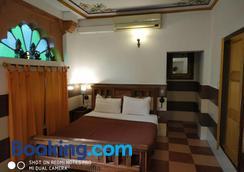 克里希納普拉卡什哈威麗傳統酒店 - 久德浦 - 焦特布爾 - 臥室