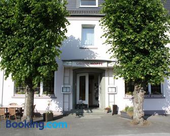 Gasthof Hoppe - Warstein - Building
