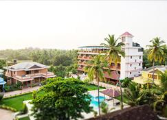 La Grace Resort - Benaulim - Outdoor view