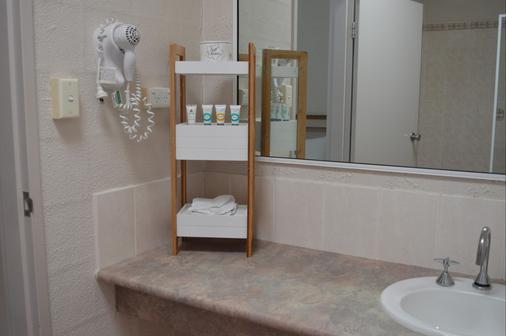 Mid City Motor Inn - Gladstone - Phòng tắm