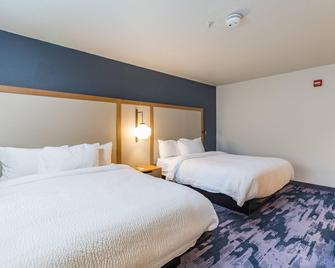 Fairfield Inn and Suites by Marriott Tampa North - Temple Terrace - Bedroom