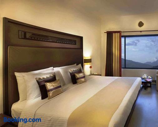 Sterling Munnar - Munnar - Phòng ngủ