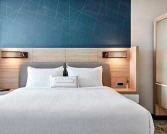 SpringHill Suites by Marriott Atlanta Alpharetta/Roswell - Roswell - Slaapkamer