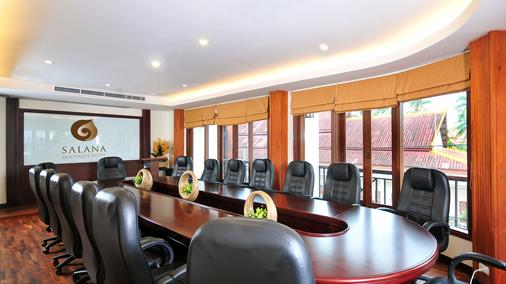 Salana Boutique Hotel - Vientiane - Meeting room