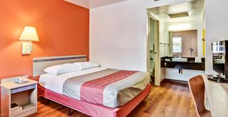 Motel 6 Pittsburgh - Crafton - פיטסבורג - חדר שינה